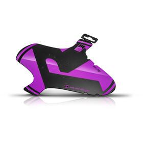 "Riesel Design kol:oss Front Mudguard 26-29"" purple"